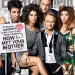 HIMYM on Entertainment Weekly: Bye Bye, Barney & Co!