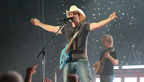 American country musician Brad Paisley. (Photo credit: Wikipedia)
