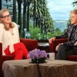 Meryl Streep hat's einfach drauf