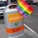 Regenbogenparade 2014: So sieht's der Hetero … und der Homo