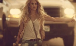 CarrieUnderwood-SmokeBreakMusicVideo