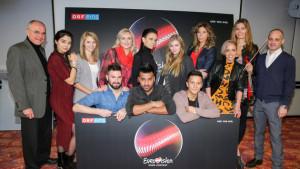 Eurovision Song Contest ? Wer singt fŸr …sterreich?