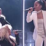 Aguilera & Grande: Diven-Showdown